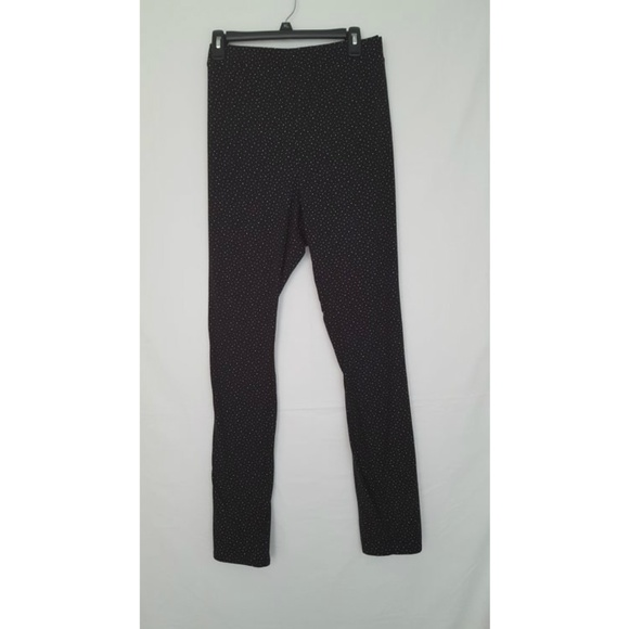9110ab9cd7f695 LC Lauren Conrad Pants | Polka Dot Leggings 3x L | Poshmark